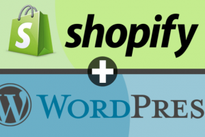 shopify wordpress integration