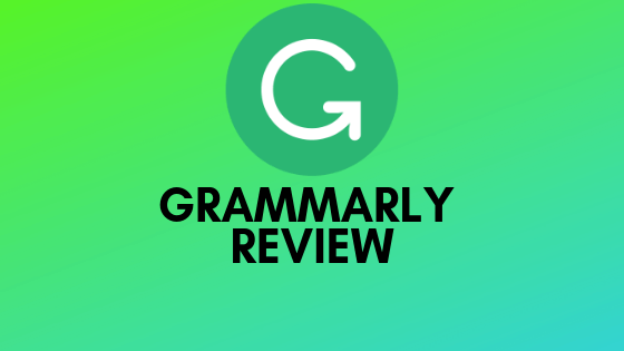 Ordering Grammarly