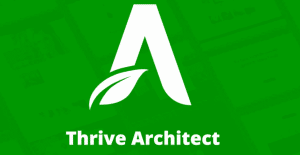 Thrive Architect Plugin