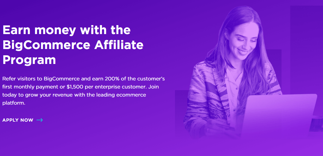 BigCommerce affiliate