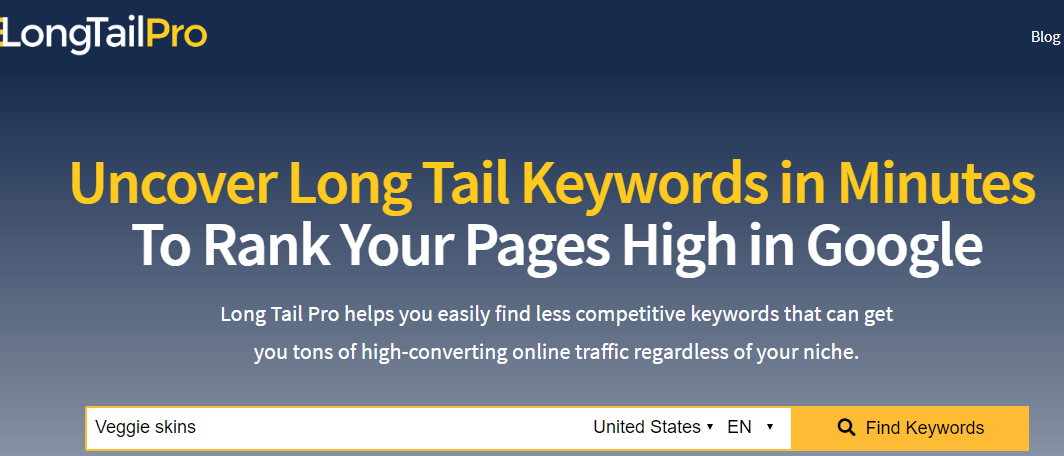 Long Tail Pro Affiliate Program