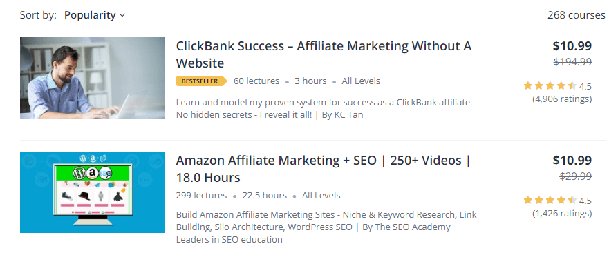 Double Your Income With These 42 High Paying Affiliate