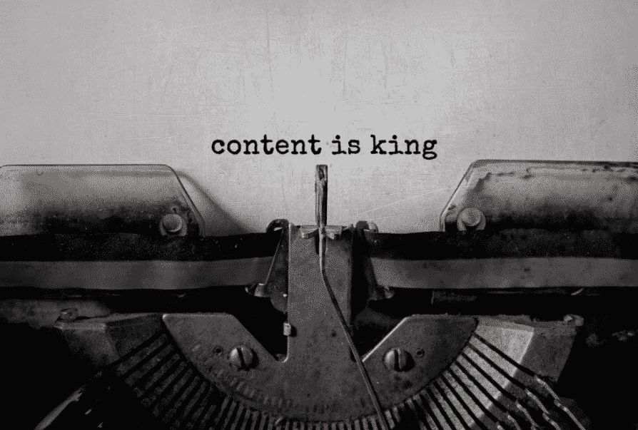 content is king -  Article Writing for Money