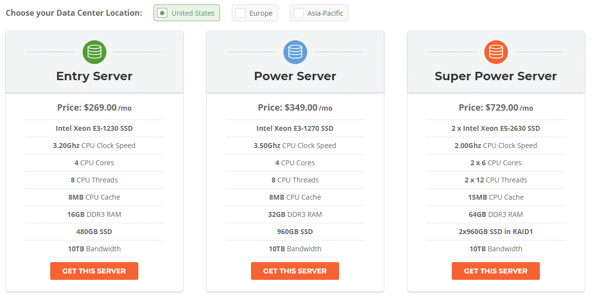 SITEGROUND DEDICATED HOSTING