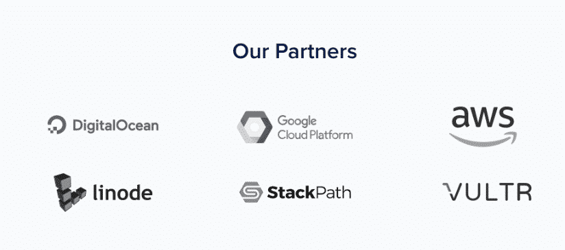 Cloudways partners