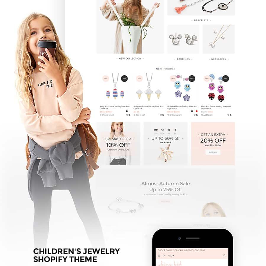 Children'sShopify Theme