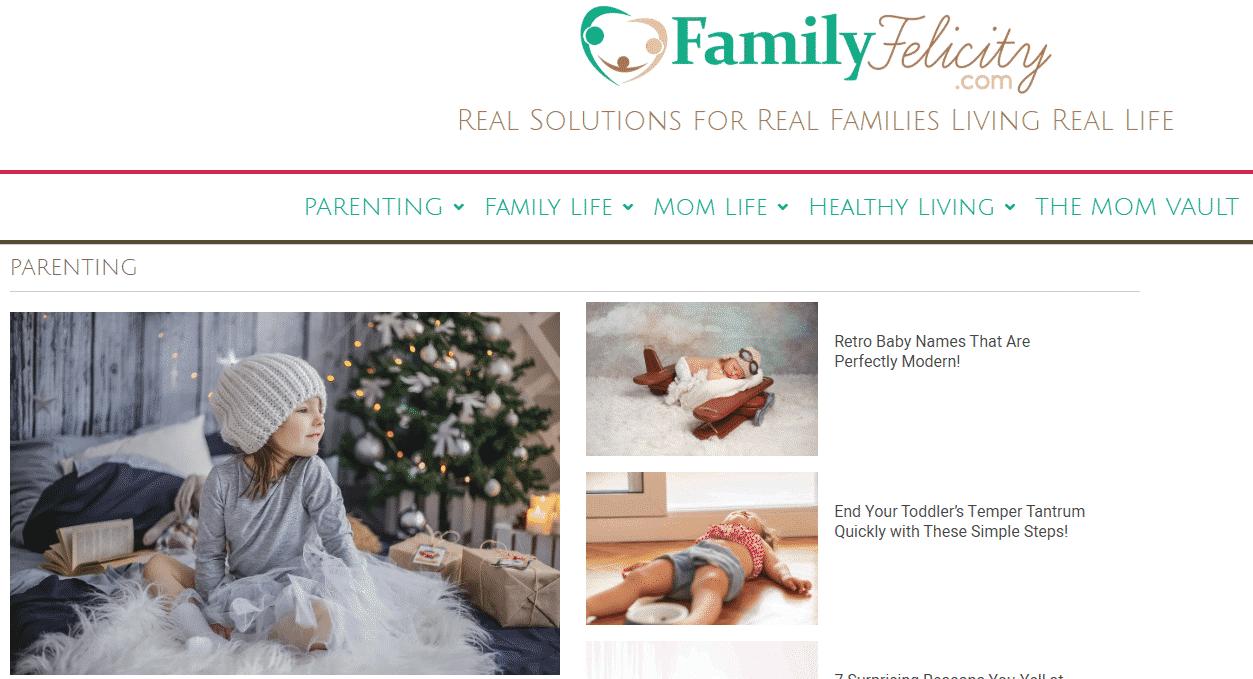 family felicity