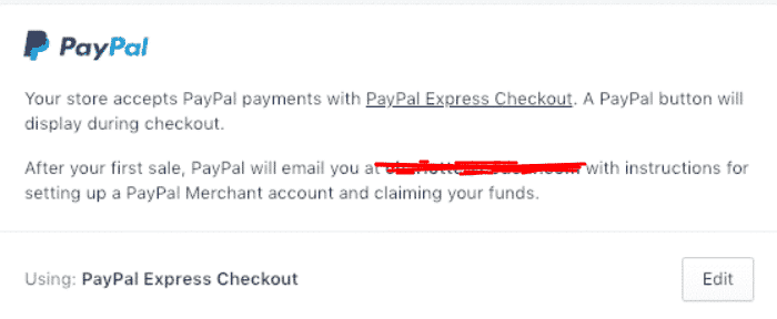 shopify as payment in shopify