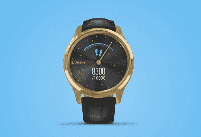 Garmin watch for bloggers