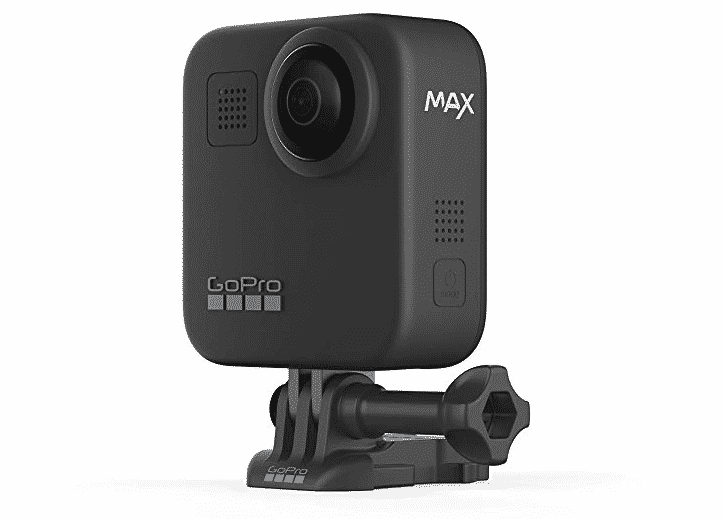 GoPro MAX — Waterproof for travel blogger