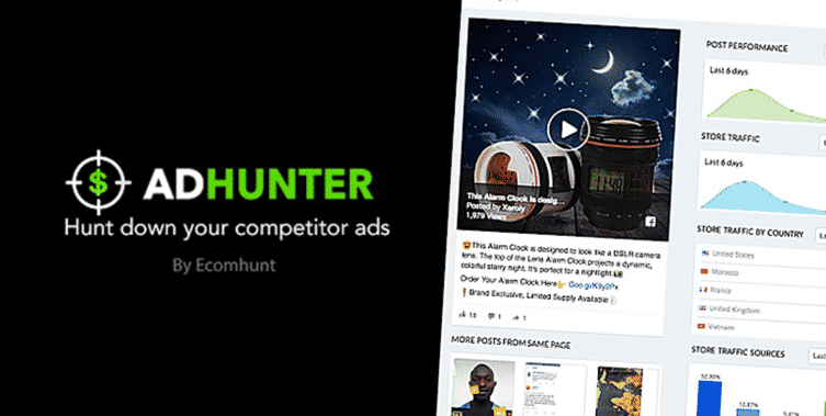 adhunter extension