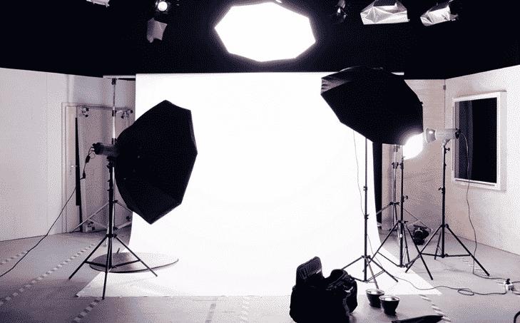 lighting in creating videos