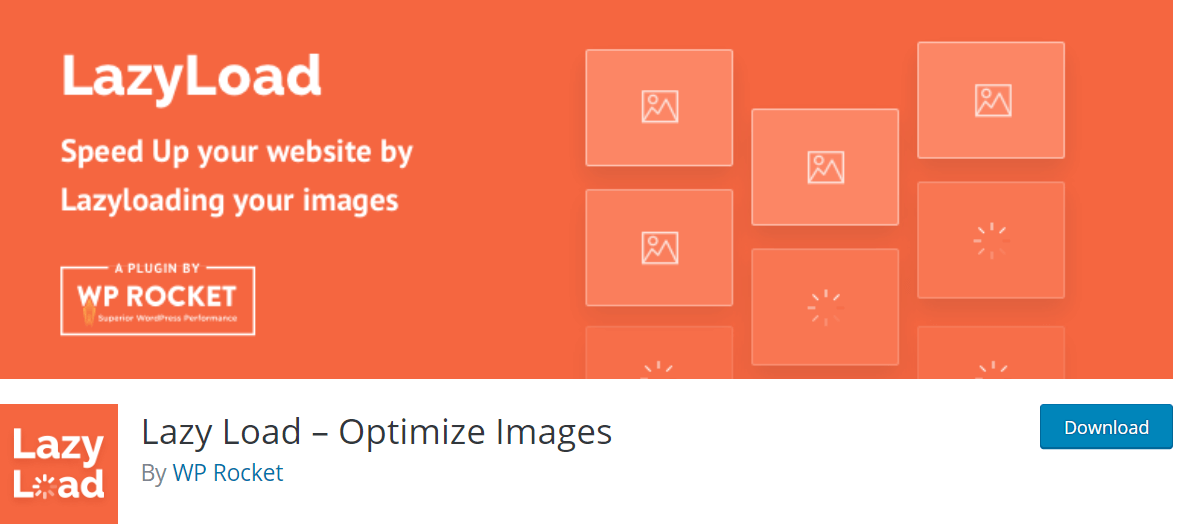 Lazy Load – Optimize Images (1)