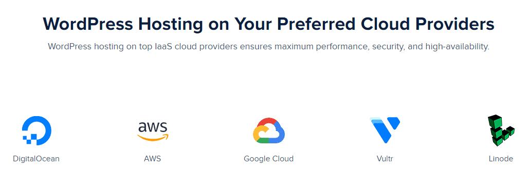Cloudways servers (1)