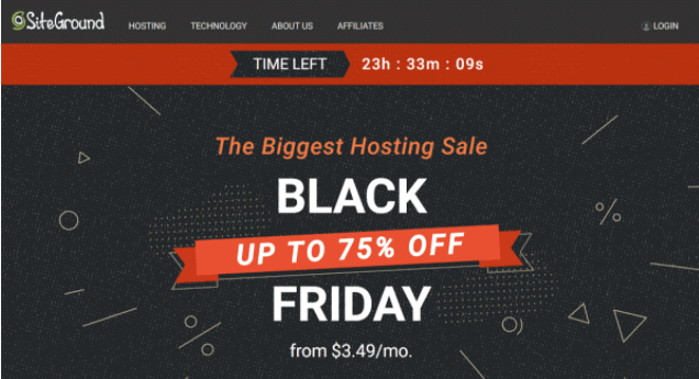 siteground black friday 1