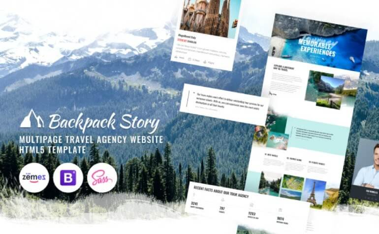 Backpack Story Template (1)