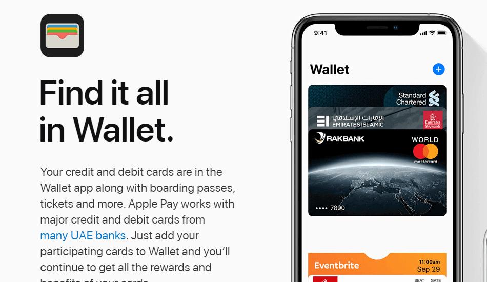 Apple Pay 2021.