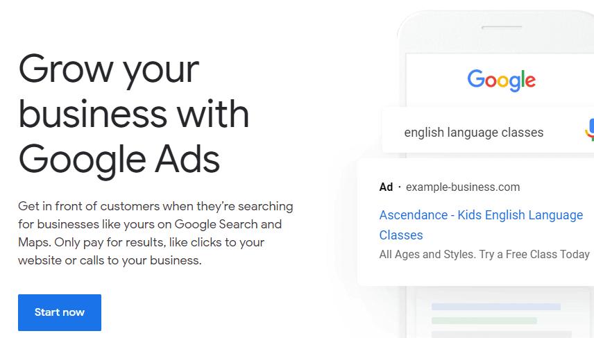 Google Adwords 2021