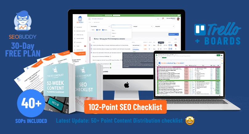 SEO CHECKLIST BY SEO BUDDY (1) (1)