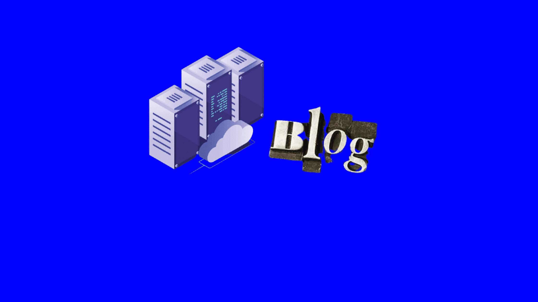 Hosting for Blog 1