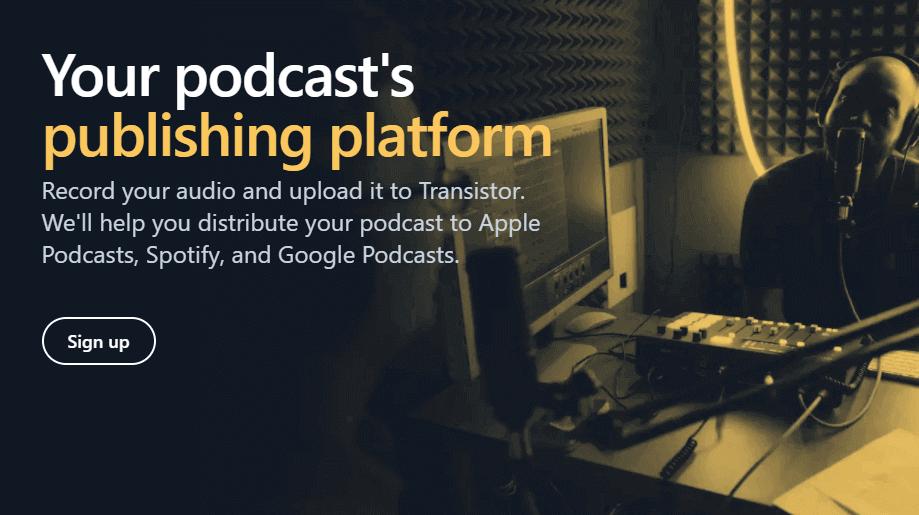 Transistor Podcast