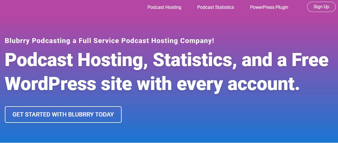 blubrry Podcast