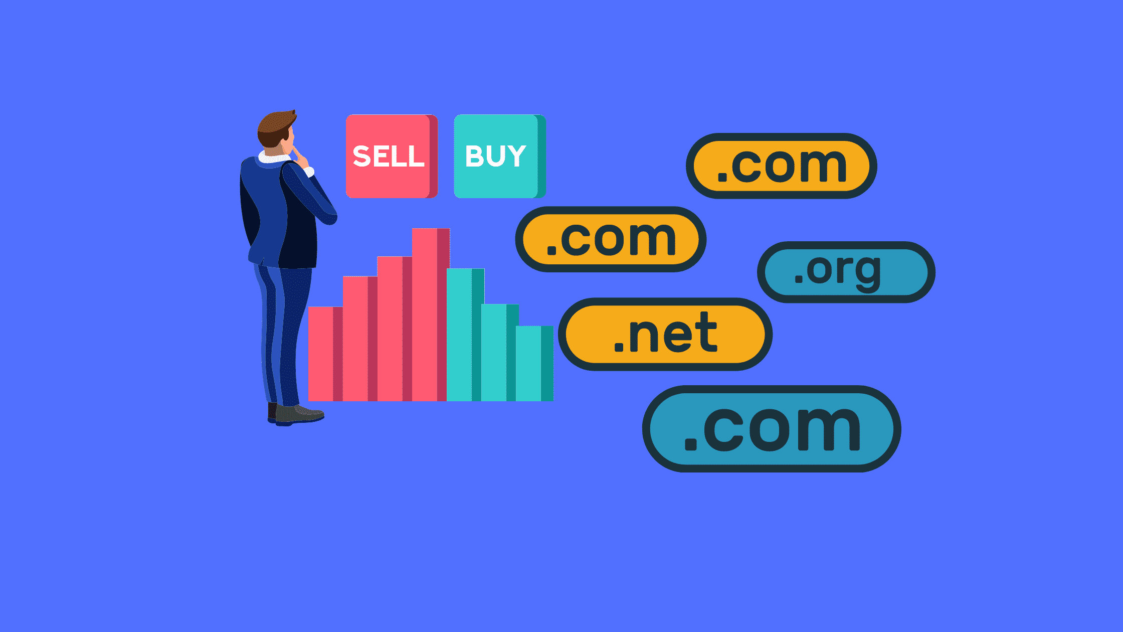 Buy And Sell Domain Names