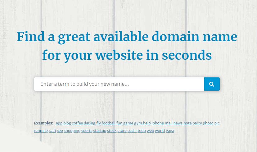 Leandomainsearch domain generator 2021