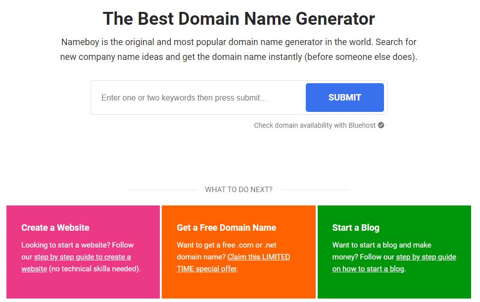 nameboy blog generator 1